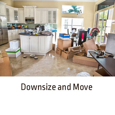Downsize and Move