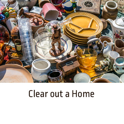 Clear out a Home